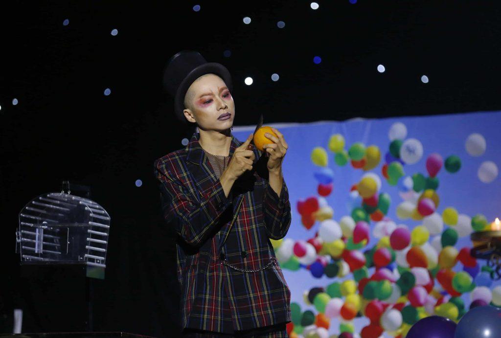 Ảo thuật gia Alex Nguyễn biểu diễn ảo thuật hay nhất với một quả cam
