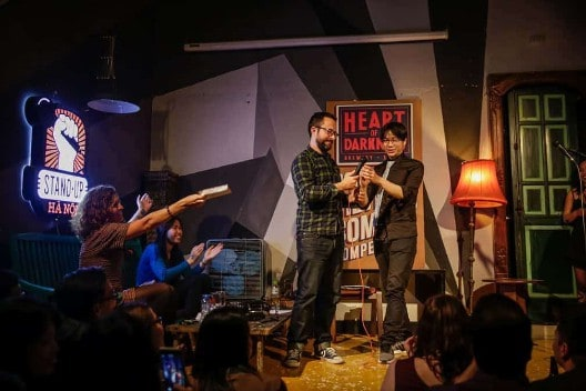 Ảo thuật Stand up comedy