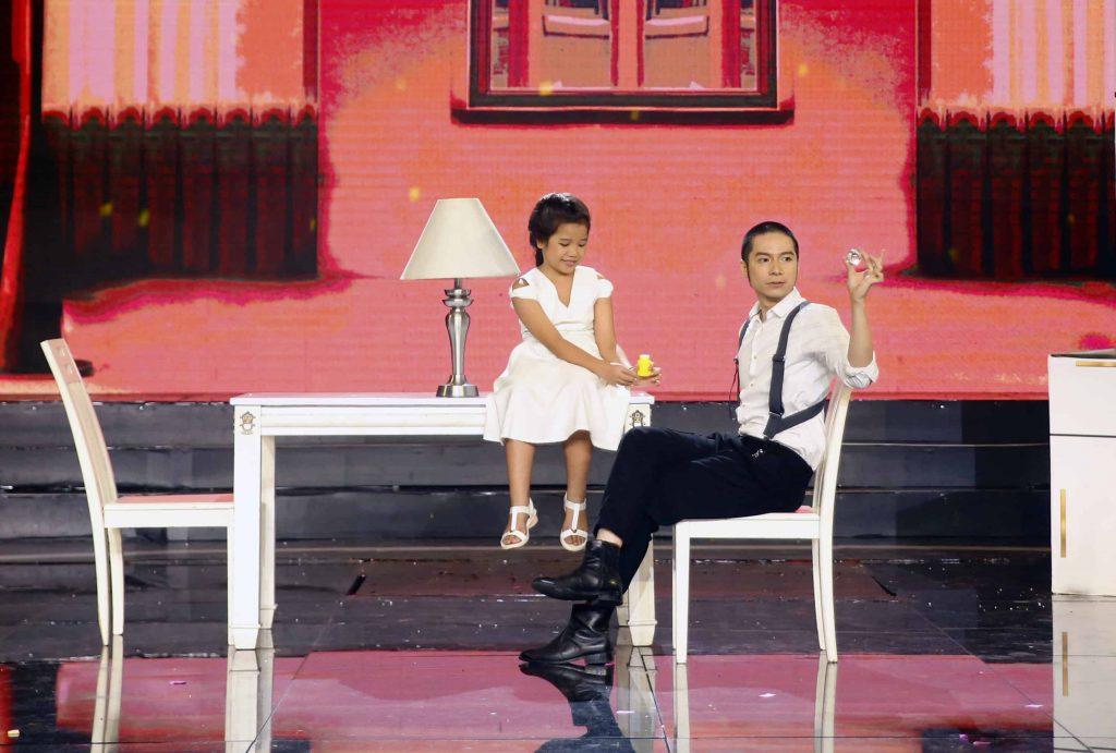 Ảo thuật sân khấu kỳ tài lộ diện Alex Nguyễn